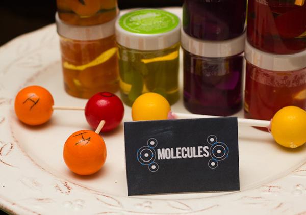 Molecule craft