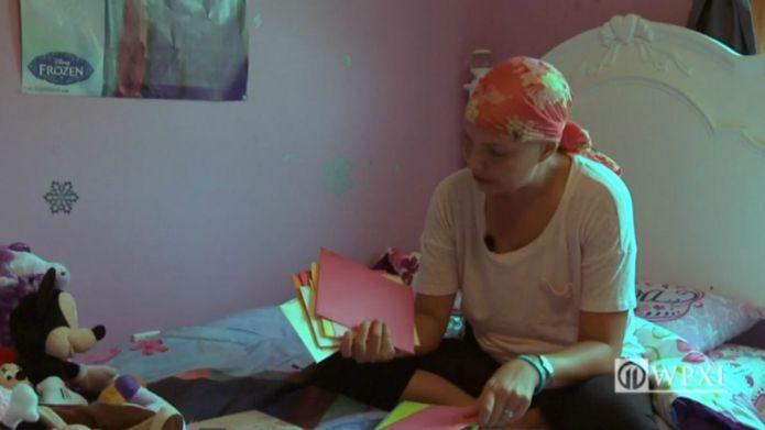 Mom fighting terminal cancer creates amazing