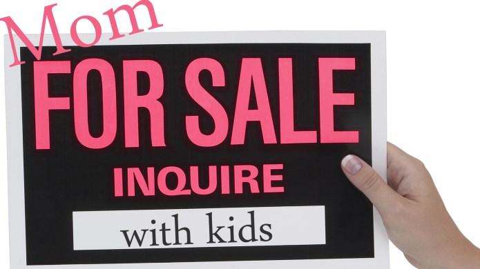Mom for sale. Runs like new!
