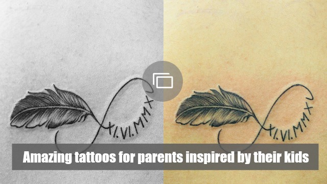 Tattoos for parents