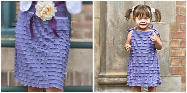 Be feminine and flirty in dreamy ruffles by Pigtails Clothing