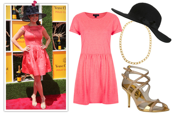 Get Tiffani Thiessen's look
