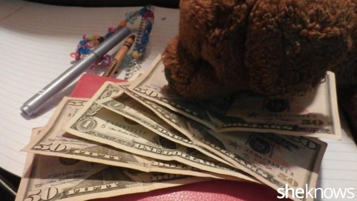 Dear friends: No, I won't loan