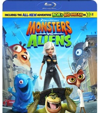 Monsters v Aliens