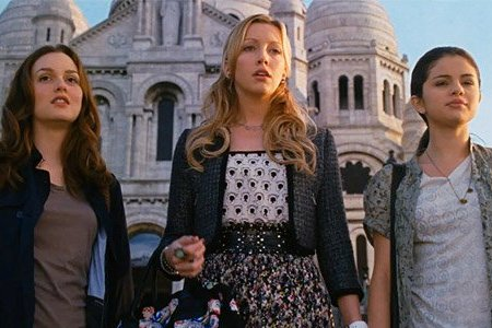 Leighton Meester, Katie Cassidy and Selena Gomez in Monte Carlo
