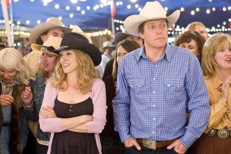 Sarah Jessica Parker and Hugh Grant in the romantic comedy Did You Hear About the Morgans?