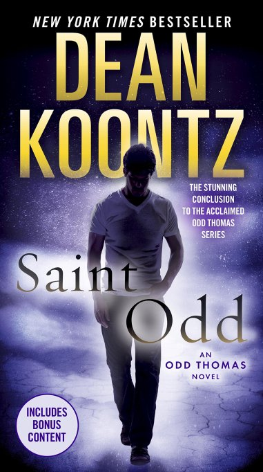 Saint Odd Dean Koontz