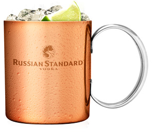 The Russian Standard Moscow Mule
