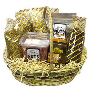 Delectable Organic Gift Basket