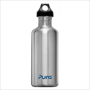 Pura Stainless Steel Water Bottle