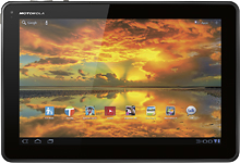 Motorola XOOM family edition tablet bundle