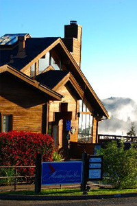 Mountain Home Inn (Mt. Tamalpais, California)