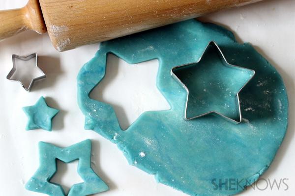 Cut out stars