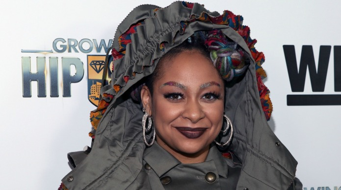 Raven-Symoné weighs in on the Lindsay
