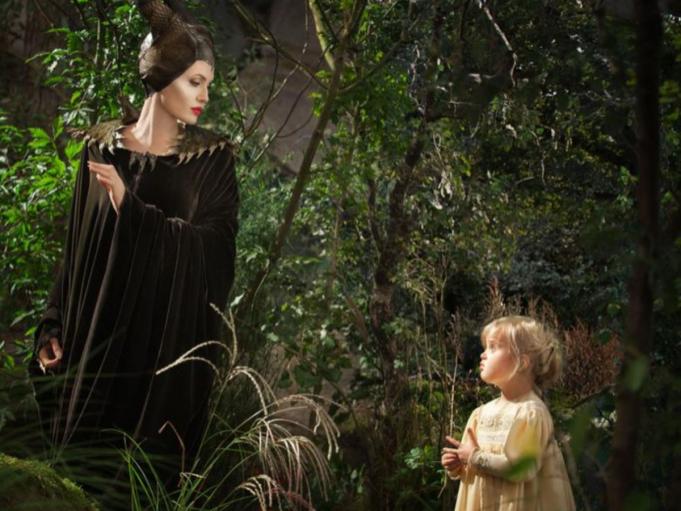 Mother/Daughter Duos in Film: Angelina Jolie & Vivienne Jolie-Pitt