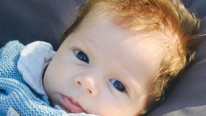 Mommy tweets: Shakira's son Sasha, Blake