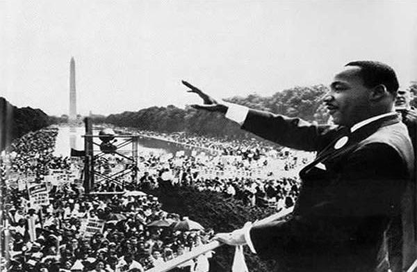Dr. King's 'I have a dream'