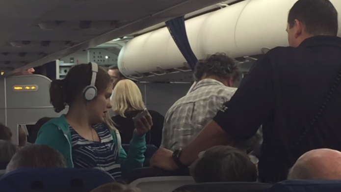 United Airlines kicks autistic girl off