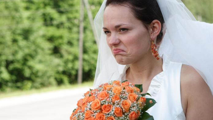 Bride's Facebook post calls out her