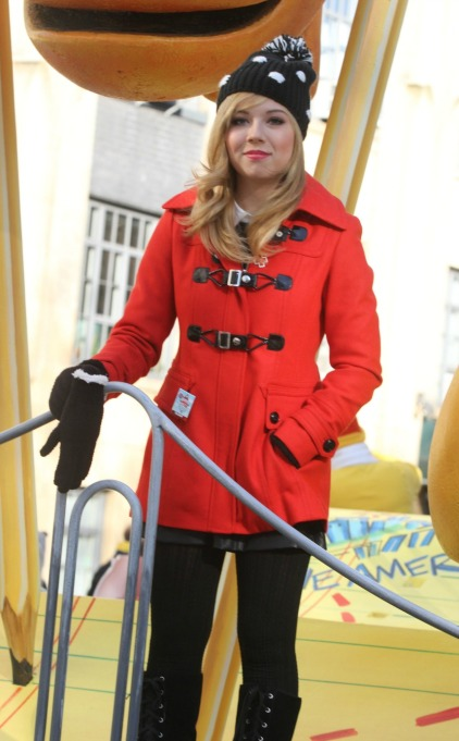 Macy's Thanksgiving Parade: Jennette McCurdy