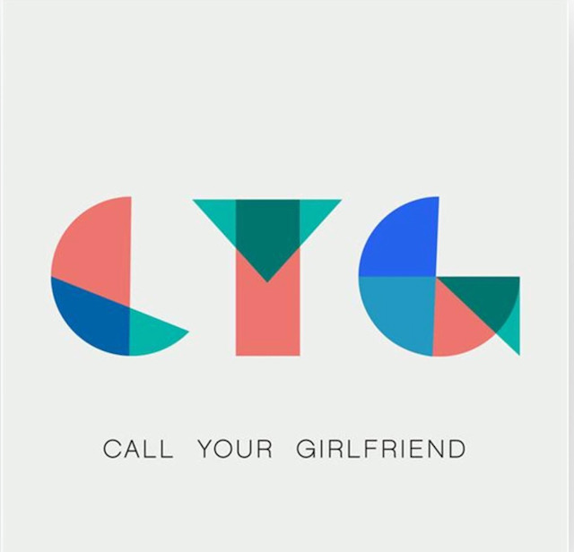 Cover art for 'Call Your Girlfriend' podcast