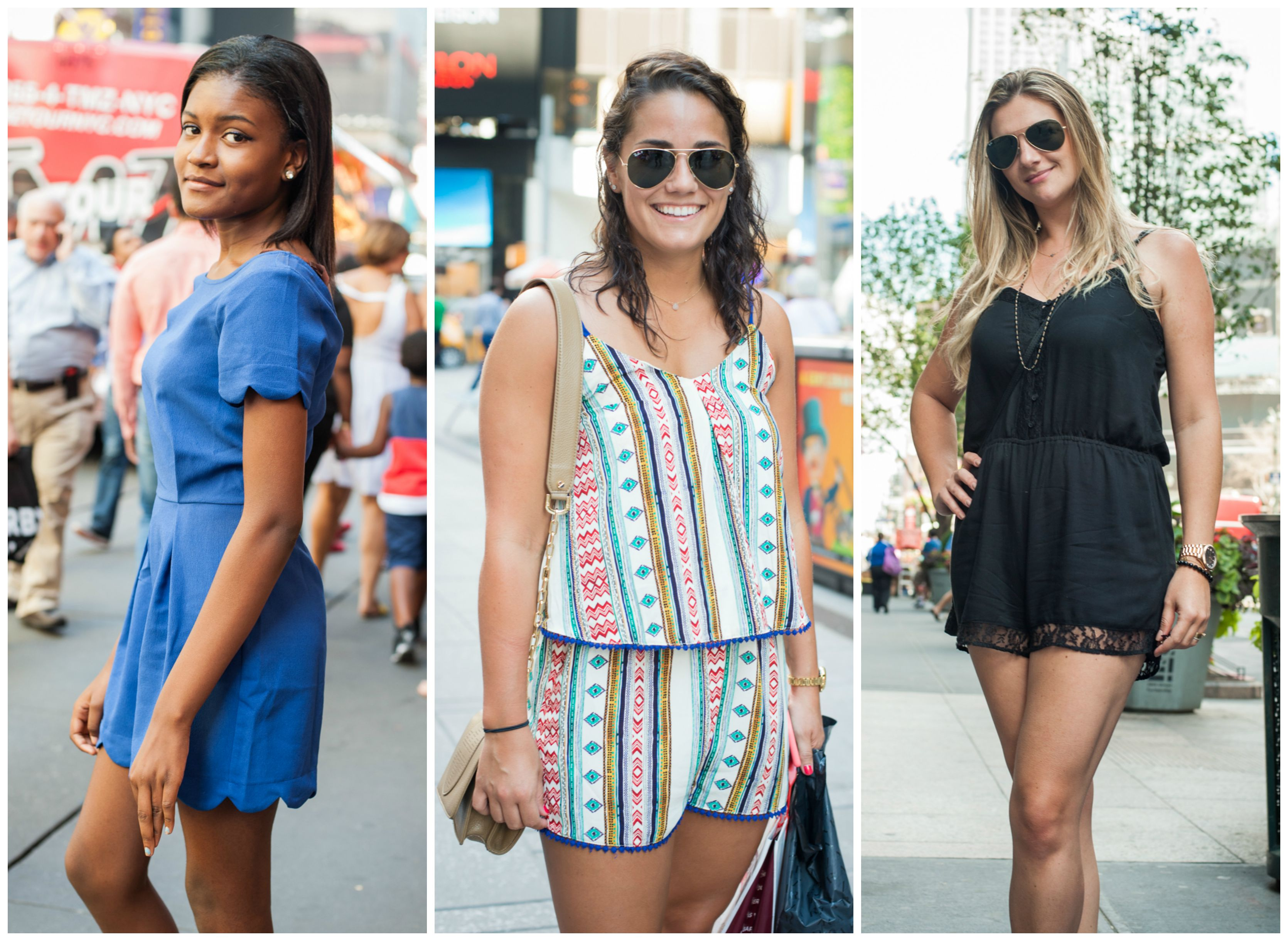 d83fee20536 13 Street style romper outfits that will change your mind about the trend