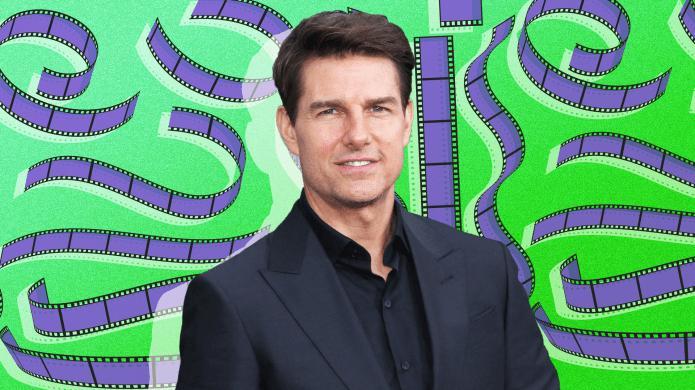 SheKnows Key Art featuring Tom Cruise