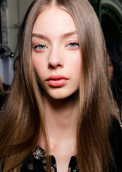 Approved Tricks for Air-Drying Every Hair Type: If you have straight hair… | Daily Hair Care tips
