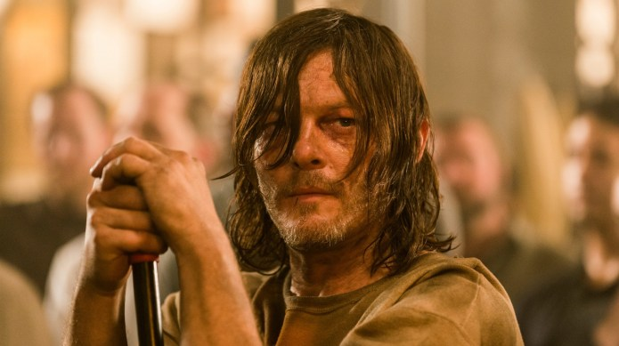 Without Daryl, The Walking Dead is