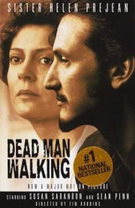 'Dead Man Walking' by Helen Prejean cover