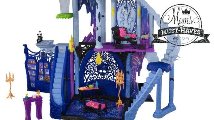 Mom's Must-haves: Monster High, fashion dolls