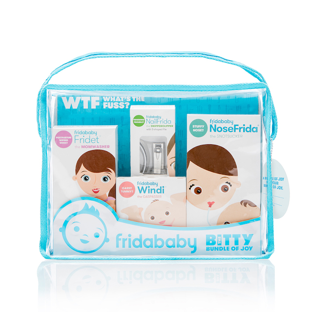 Affordable Shower Gifts for ANY Baby: FridaBaby Bitty Bundle