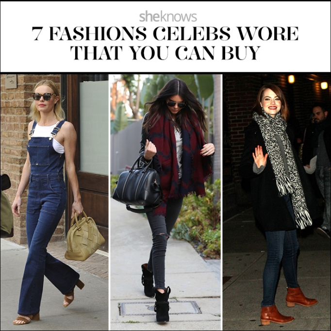 Celeb fashion