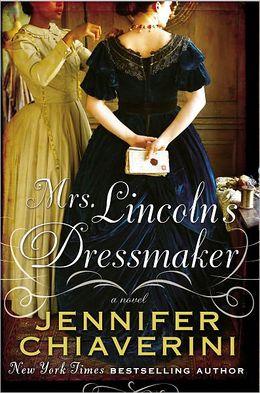 Mrs. Lincoln's Dressmaker cover
