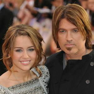 Billy Ray Cyrus comments on Miley: