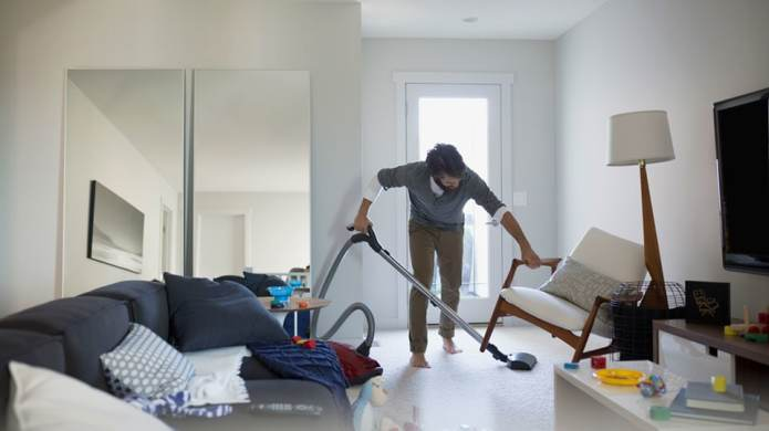 Surprising Health Benefits of Spring-Cleaning According