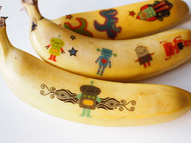 Ways To Make Your Kid's Lunch Special | Banana Tats