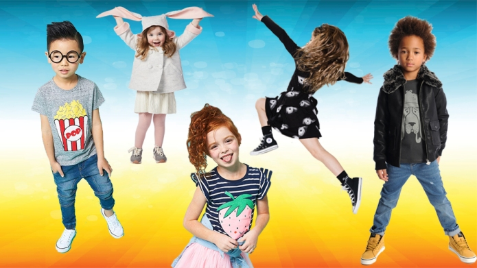 Cool Kids' Clothing Lines to Shop