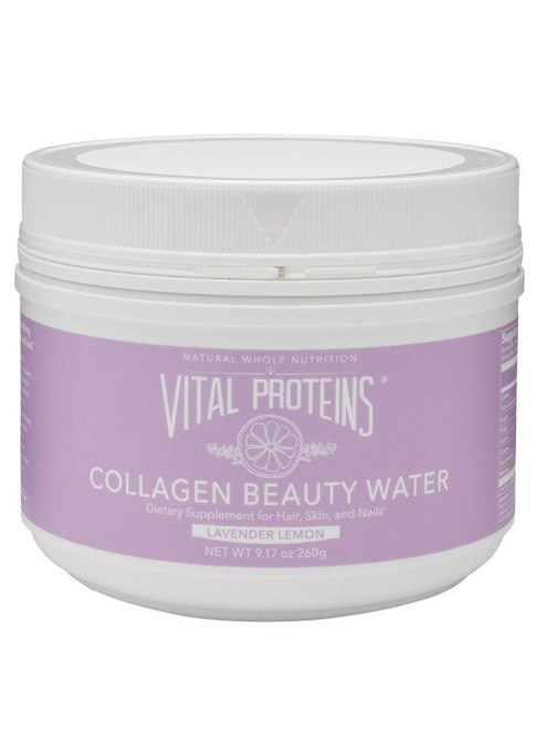 Underrated Beauty Supplements For Skin and Hair | For Plump Skin: Vital Proteins Collagen Beauty Water