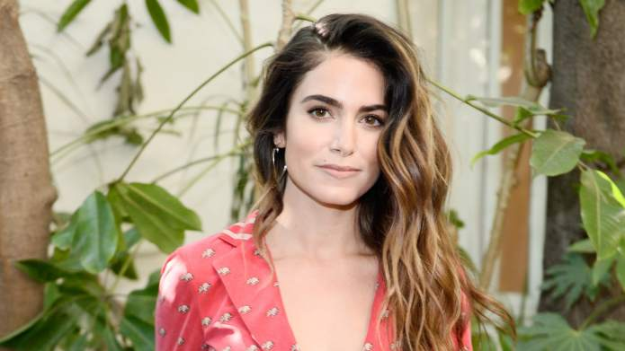 Nikki Reed Rings in the New