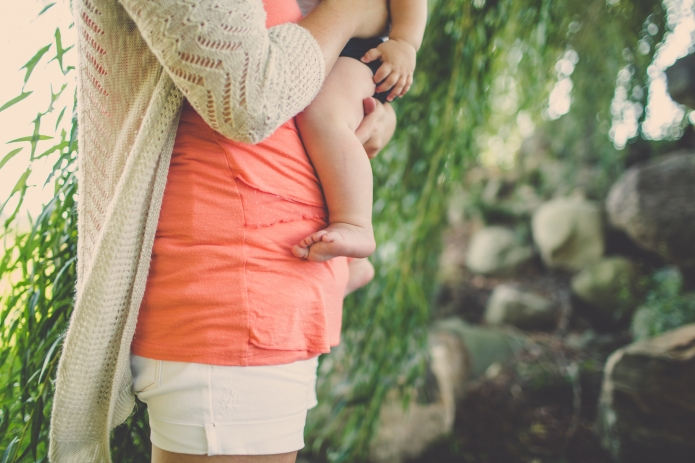No, being a stay-at-home mom is