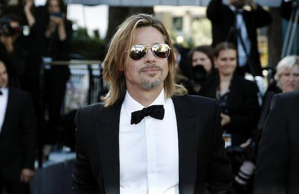 Brad Pitt designs chairs only he