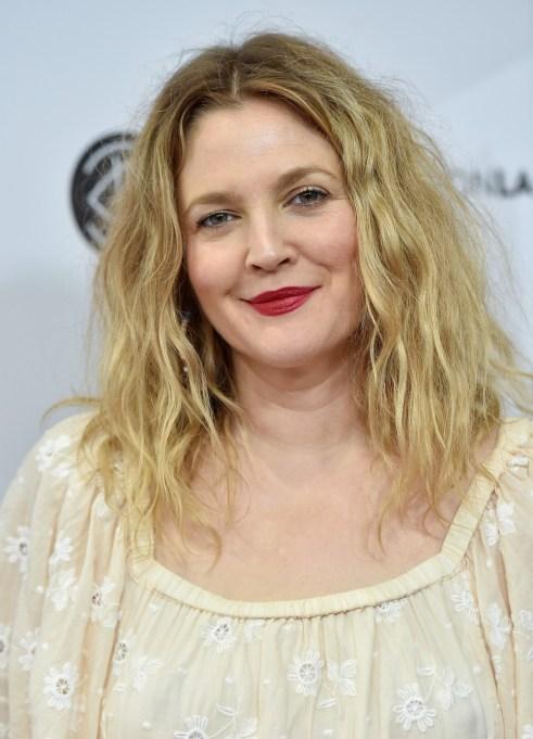Drew Barrymore July 2018