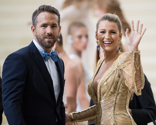 Celebrity couples who were friends first: Blake Lively & Ryan Reynolds