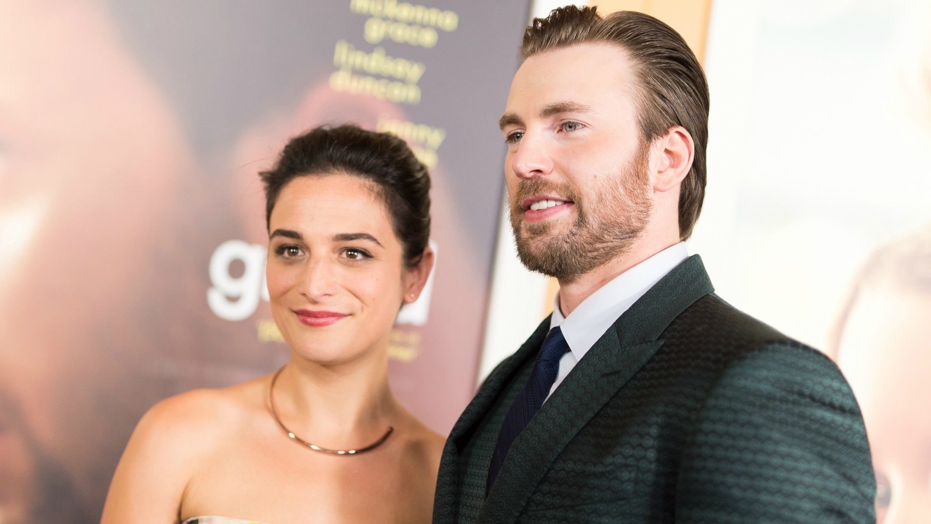 Chris Evans and Jenny Slates breakup prove you shouldnt get back with an ex images