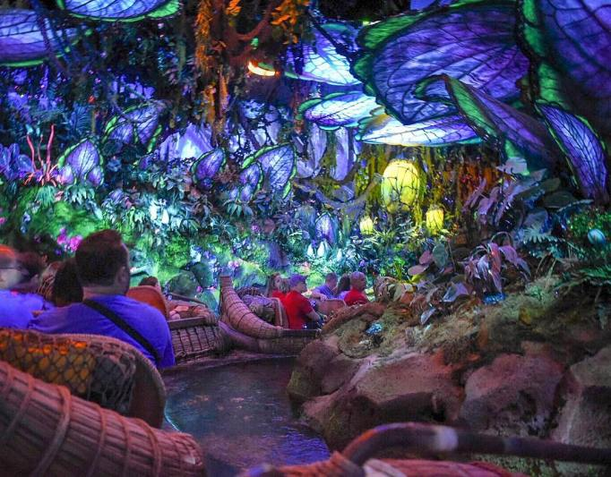 What to See, Do, Eat at Disney World This Winter: Na'vi River