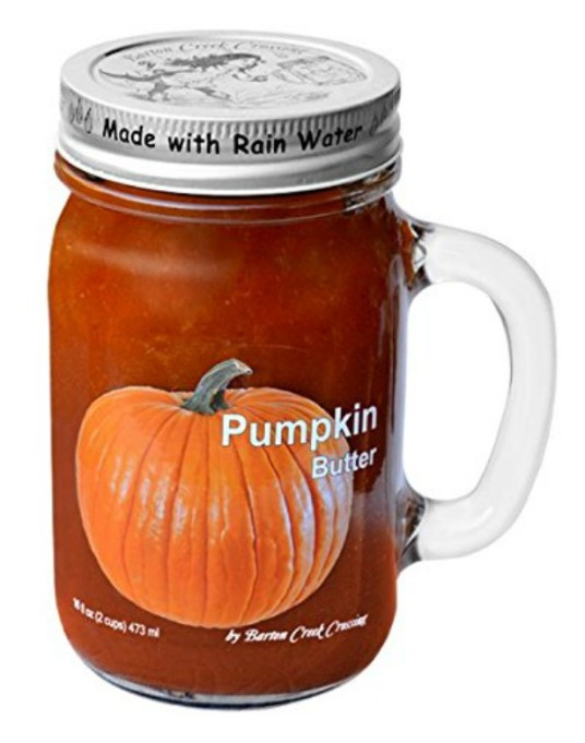Fall Foods Amazon Will Deliver Right to Your Door: pumpkin butter