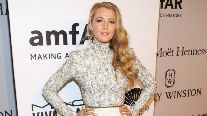 Blake Lively's beach towel is reportedly