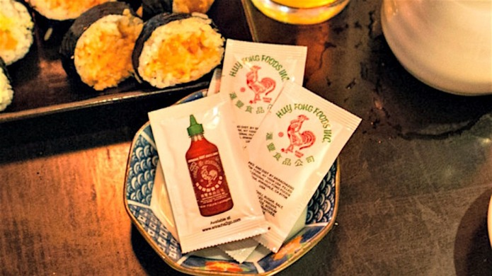 Eatable News: Britney's food fake, Sriracha