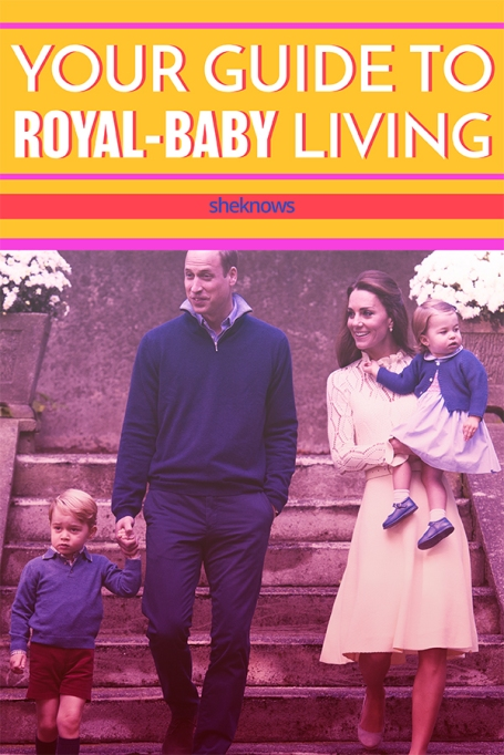 Your Guide to Royal-Baby Living: Pin it!
